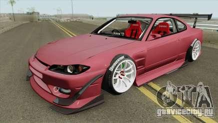 Nissan Silvia S15 Vertex Kit 2000 для GTA San Andreas