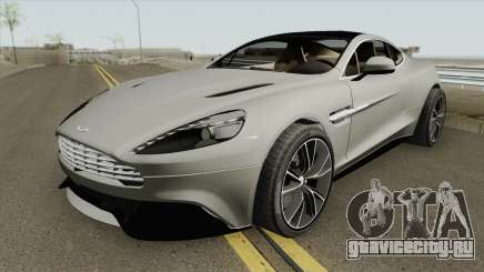 Aston Martin Vanquish 2012 HQ для GTA San Andreas