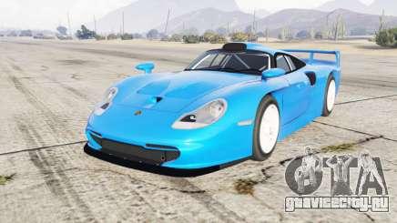 Porsche 911 GT1 (996) для GTA 5