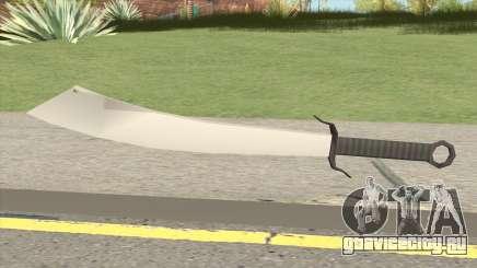 Chinese Sword (WW2) для GTA San Andreas