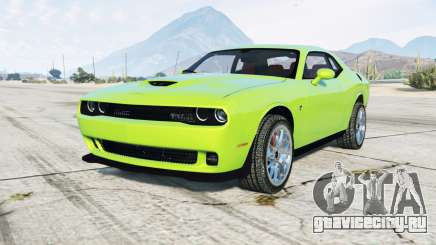 Dodge Challenger SRT Hellcat (LC) 2015 для GTA 5