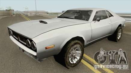 Declasse Sabre 1972 Final для GTA San Andreas