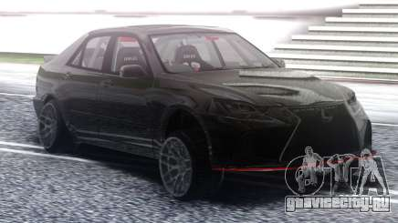 Lexus IS300 Drift Black для GTA San Andreas