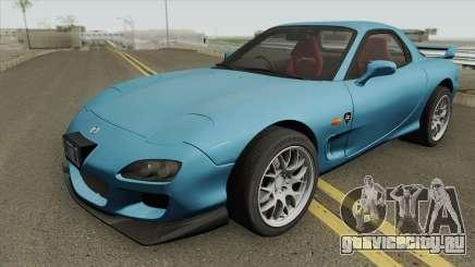 Mazda RX-7 Spirit R Type A 2002 для GTA San Andreas