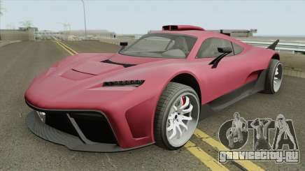 Benefactor Krieger GTA V (Project-One Style) IVF для GTA San Andreas