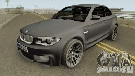 BMW 1 Series M Coupe 2011 для GTA San Andreas