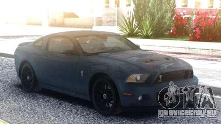 Ford Mustang Shelby GT500 Original для GTA San Andreas