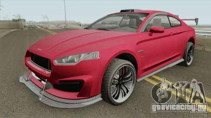 Obey 8F Drafter GTA V IVF для GTA San Andreas