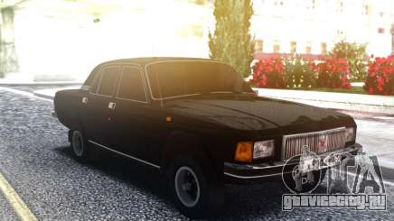 Волга 3102 Черная для GTA San Andreas