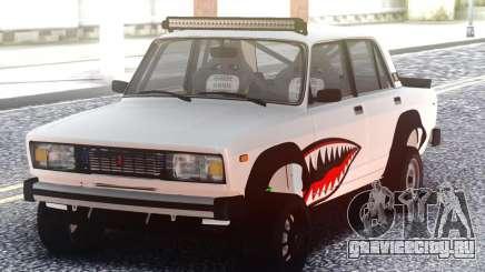 ВАЗ 2105 Акула для GTA San Andreas