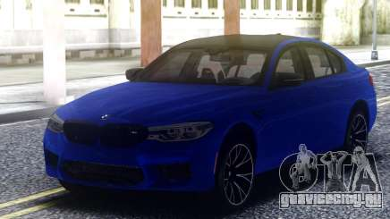 BMW M5 F90 Competition для GTA San Andreas