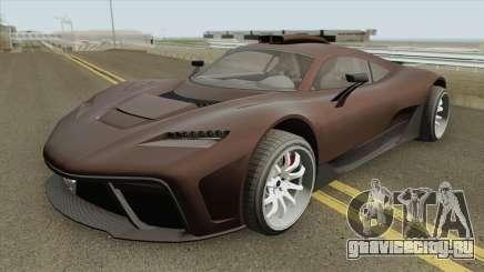 Benefactor Krieger GTA V для GTA San Andreas
