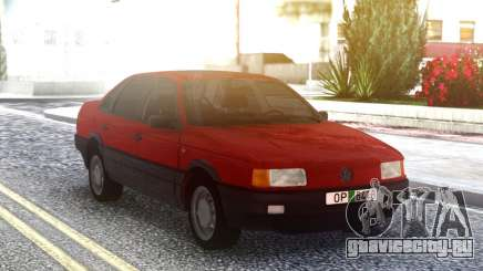 Volkswagen Passat B3 2.0 Red & Black для GTA San Andreas
