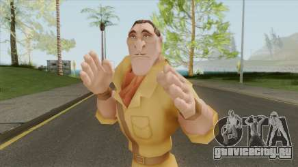 Clayton (Tarzan) для GTA San Andreas
