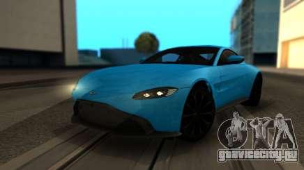 Aston Martin Vantage 2018 для GTA San Andreas