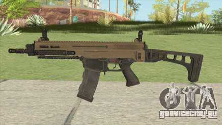CZ-805 Assault Rifle для GTA San Andreas