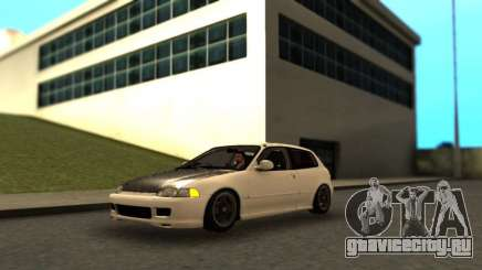 Honda Civic SiR-II для GTA San Andreas