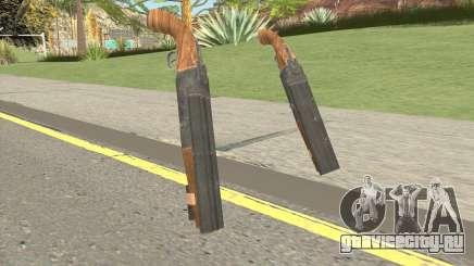 Hydra Shotgun для GTA San Andreas