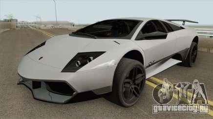 Lamborghini Murcielago LP 670-4 SV 2010 для GTA San Andreas
