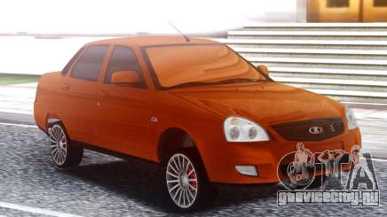 LADA Priora UP для GTA San Andreas