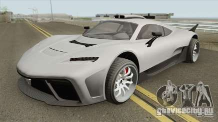 Benefactor Krieger GTA V (Stock) для GTA San Andreas