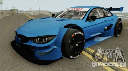 BMW M4 DTM 2018 для GTA San Andreas
