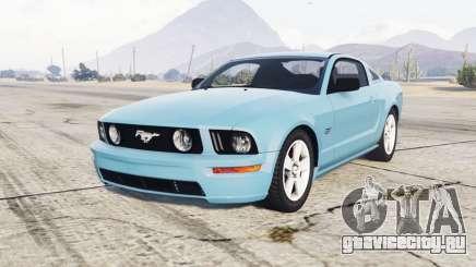 Ford Mustang GT 2005 half baked для GTA 5