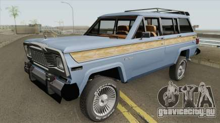 Jeep Wagoneer для GTA San Andreas
