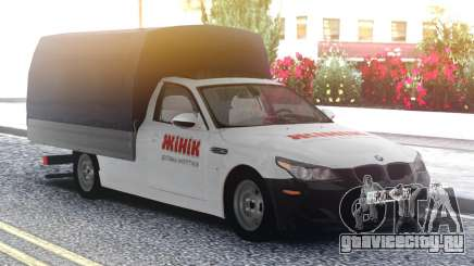 BMW M5 E60 Van для GTA San Andreas