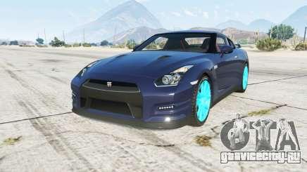 Nissan GT-R (R35) 2014 для GTA 5