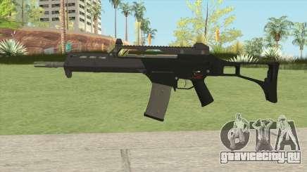 G36K Assault Rifle для GTA San Andreas