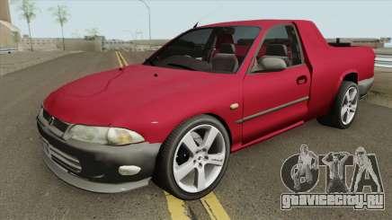 Proton Wira Pickup (Picador Based) для GTA San Andreas