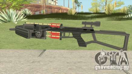 Delta Repeater (007 Nightfire) для GTA San Andreas