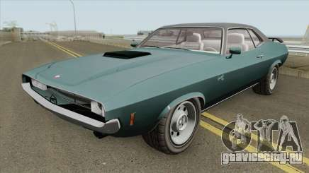 Bravado Gauntlet GTA V Driver Edition IVF для GTA San Andreas