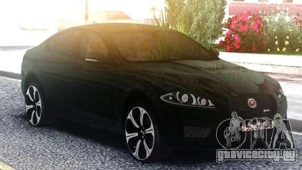 Jaguar XF R-S для GTA San Andreas