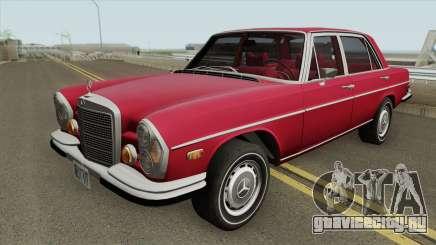 Mercedes-Benz W109 300 SEL Elegance 1967 V1 для GTA San Andreas