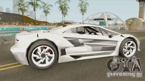 Pegassi Lampo X19 GTA V для GTA San Andreas