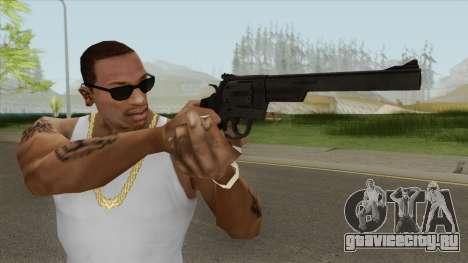 Smith And Wesson M29 Revolver (Default) для GTA San Andreas