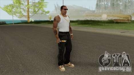 Knife (PBST Series) From Point Blank для GTA San Andreas