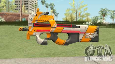 P90 (PBST Series) From Point Blank для GTA San Andreas