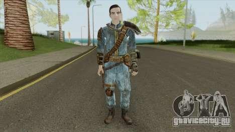 Lone Wanderer (Fallout 3) для GTA San Andreas