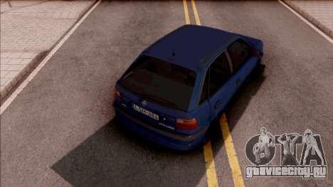 Opel Astra F Classic для GTA San Andreas