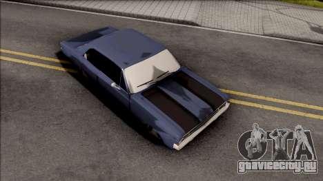 Opel Rekord C Sedan 2 Doors 1968 для GTA San Andreas