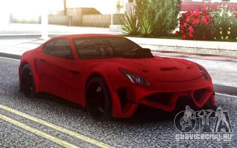 Ferrari FF для GTA San Andreas