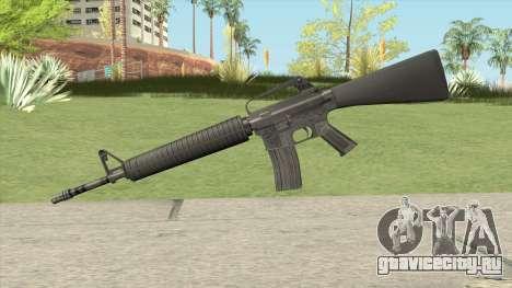 Boogaloo M16A2 для GTA San Andreas