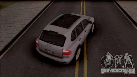 Porsche Cayenne Magnum для GTA San Andreas