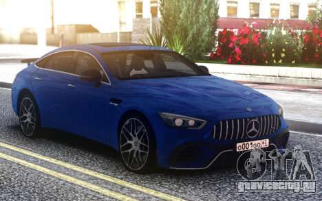 Mercedes-Benz AMG GT 63 S 4MATIC для GTA San Andreas