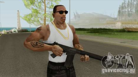 Boogaloo FN-FAL для GTA San Andreas