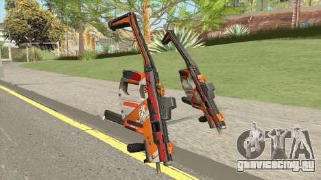 Kriss Super (PBST Series) From Point Blank для GTA San Andreas