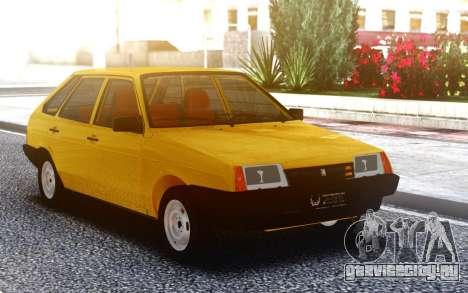 ВАЗ-2108 для GTA San Andreas